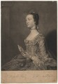 Jean or Jane Carmichael (née Vigor), Countess of Hyndford, by James Macardell, after  Sir Joshua Reynolds - NPG D3133