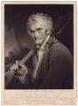 'Rough Joe, A Cottager', by James Walker, published by  William Bernard Cooke, after  William Owen - NPG D3154