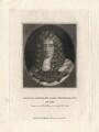 George Jeffreys, 1st Baron Jeffreys of Wem, by Abraham Wivell, after  Sir Godfrey Kneller, Bt - NPG D3166