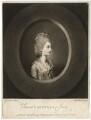 Frances Villiers (née Twysden), Countess of Jersey, by Thomas Watson, after  Daniel Gardner - NPG D3174
