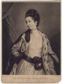 Lady Charlotte Johnstone (née Montagu), by Richard Purcell (H. Fowler, Charles or Philip Corbutt), after  Sir Joshua Reynolds - NPG D3182