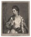 Lady Charlotte Johnstone (née Montagu), after Sir Joshua Reynolds - NPG D3184