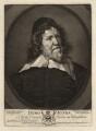 Inigo Jones, by Valentine Green, published by  John Boydell, after  Sir Anthony van Dyck - NPG D3185