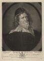 Inigo Jones, by Valentine Green, published by  John Boydell, after  Sir Anthony van Dyck - NPG D3186