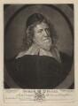 Inigo Jones, by Valentine Green, published by  John Boydell, after  Sir Anthony van Dyck - NPG D3186