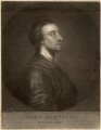 Mark Akenside, by Edward Fisher, after  Arthur Pond - NPG D320