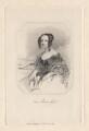 Anna Maria Hall (née Fielding), by Charles Edward Wagstaff, after  John Hayter - NPG D3201