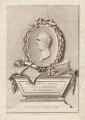 George Frideric Handel, by John Keyse Sherwin, after  Biagio Rebecca - NPG D3205