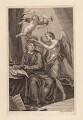 George Frideric Handel, by John Swaine, after  Giovanni Battista Cipriani - NPG D3210