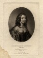 Anne Monck (née Clarges), Duchess of Albemarle, by Richard Earlom, published by  Samuel Woodburn, after  Unknown miniaturist - NPG D324