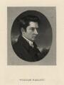 William Hazlitt, by J. Hyatt, after  John Hazlitt - NPG D3242