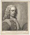 William Hogarth, by Samuel Ireland, after  William Hogarth - NPG D3258