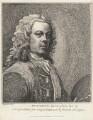 William Hogarth, by Samuel Ireland, after  William Hogarth - NPG D3259