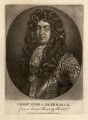 Christopher Monck, 2nd Duke of Albemarle, published by William Richardson, after  Thomas Murray - NPG D326