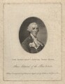 Samuel Hood, 1st Viscount Hood, by John Keyse Sherwin, after  Thomas Gainsborough - NPG D3265