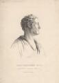 Thomas Hopper, by Miss Turner, after  J. Ternouth - NPG D3269