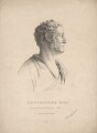 Thomas Hopper, by Miss Turner, after  J. Ternouth - NPG D3270