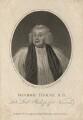 George Horne, by James Heath, after  Reverend Thomas Olive - NPG D3272