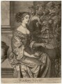 Margaret Hughes, by Robert Williams, after  Sir Peter Lely - NPG D3283