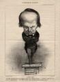 Victor Hugo, by Honoré Daumier - NPG D3285