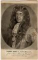 Christopher Monck, 2nd Duke of Albemarle, after Thomas Murray - NPG D329