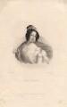 Amelia Caroline (née King), Lady Jodrell, by John Cochran, after  J. Kennedy - NPG D3310