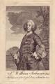 Sir William Johnson, 1st Bt, after Unknown artist - NPG D3319