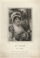 Dorothy Jordan as Nell, probably by John Rogers, published by  Simpkin and Marshall, published by  Clement Chapple, after  O. Steeden - NPG D3321