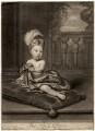 William Anne Keppel, 2nd Earl of Albemarle, by John Smith, after  Sir Godfrey Kneller, Bt - NPG D333