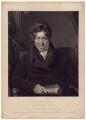 Michael Kelly, by Charles Turner, published by  William Sams, after  James Lonsdale - NPG D3361