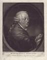 Hugh Kelly, by Josiah Boydell, after  Hugh Douglas Hamilton - NPG D3362