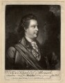 George Keppel, 3rd Earl of Albemarle, after Sir Joshua Reynolds - NPG D337