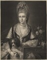 Polly Kennedy (Polly Jones), by Valentine Green, after  Edward Francis Cunningham (Calze) - NPG D3370