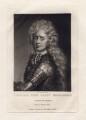 Charles John (Karl Johann), Count Konigsmarck, by Robert Dunkarton, after  Unknown artist - NPG D3383