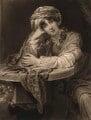 Margaret de Flahault de la Billardrie (née Margaret Mercer Elphinstone), Baroness Keith and Lady Nairne, by Charles Turner, after  George Sanders (Saunders) - NPG D3392