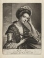 Polly Kennedy (Polly Jones), published by John Bowles, after  Katharine Read - NPG D3397