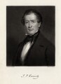 John Pendleton Kennedy, by John Sartain, after  Wilson - NPG D3403