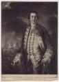 Augustus Keppel, Viscount Keppel, published by Robert Sayer, published by  John Bennett - NPG D3411
