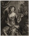 Elizabeth Fitzgerald (née Jones), Countess of Kildare, published by Richard Tompson, after  Sir Peter Lely - NPG D3417