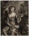 Elizabeth Fitzgerald (née Jones), Countess of Kildare, published by Richard Tompson, after  Sir Peter Lely - NPG D3417
