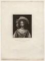 Elizabeth Fitzgerald (née Jones), Countess of Kildare, by Robert Dunkarton, after  Willem Wissing - NPG D3418