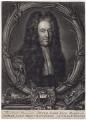 Peter King, 1st Baron King of Ockham, by John Faber Jr, after  Michael Dahl - NPG D3422