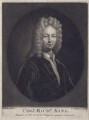Richard King, by William Humphrey, after  Sir Godfrey Kneller, Bt - NPG D3428