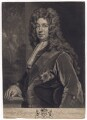 Evelyn Pierrepont, 1st Duke of Kingston, by John Faber Jr, after  Sir Godfrey Kneller, Bt - NPG D3432