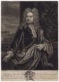 Sir Godfrey Kneller, Bt, by John Faber Jr, after  Sir Godfrey Kneller, Bt - NPG D3439