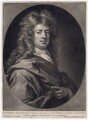 Sir Godfrey Kneller, Bt, by Pieter Schenck, after  Sir Godfrey Kneller, Bt - NPG D3441