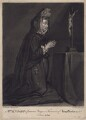 Mary Knight, by John Faber Jr, after  Sir Godfrey Kneller, Bt - NPG D3442