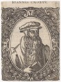 John Knox, after Adrian Vanson (van Son) - NPG D3505