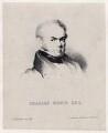 Charles Dietrich Eberhard Konig, by Miss Turner, after  Eden Upton Eddis - NPG D3506