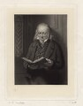John George Landseer, by James Scott, after  John George Landseer - NPG D3532